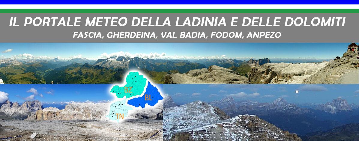 Dolomites Meteo www.dolomitesmeteo.it